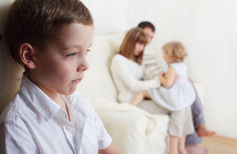 Neid und Eifersucht bei Kindern